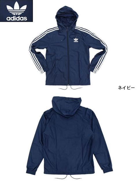 Jaket Adidas Navy field rakuten global market adidas adidas jacket s itasca windbreaker navy originals