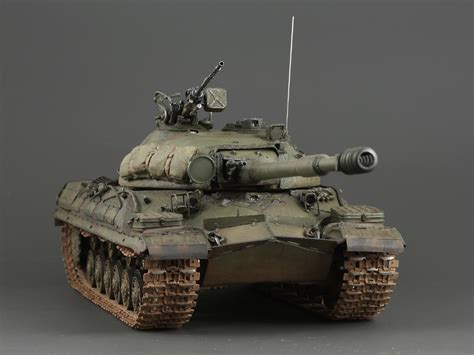 1 35 Soviet T 10m Heavy Tank dishmodels ru scale modeller s site gallery walkarounds competitions