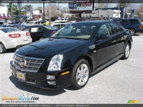 Cadillac Sts Awd by 2009 Cadillac Sts 4 V6 Awd Black Photo 2