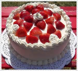 rosie s country baking strawberry shortcake layer cake