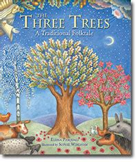kregel blog tour book review the three trees a
