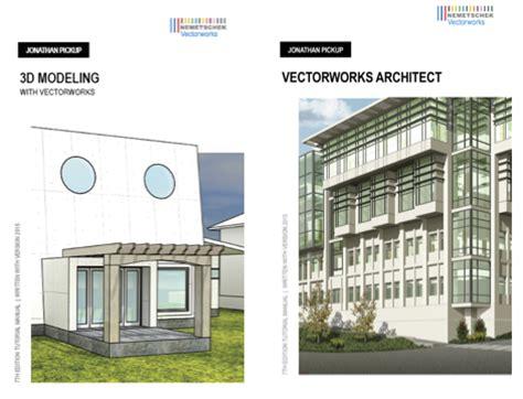 Home Design With Vectorworks Architect Nemetschek Vectorworks Releases New Manuals To