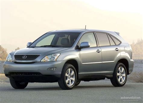 lexus rx 2004 lexus rx specs 2004 2005 2006 2007 2008 autoevolution