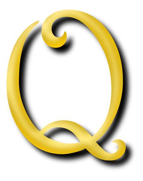 Letter Image Clipart Alphabet 13 Letter Q