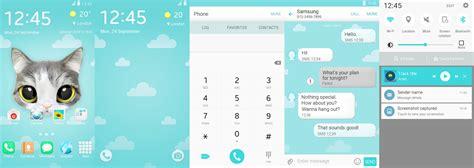 theme store android سامسونج تضيف ثيمات جديدة لمتجرها احصلوا عليها الآن اندرويد العرب