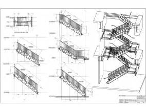 Stairs Details Dwg by Metal Stair Details Dwg Pictures To Pin On Pinterest