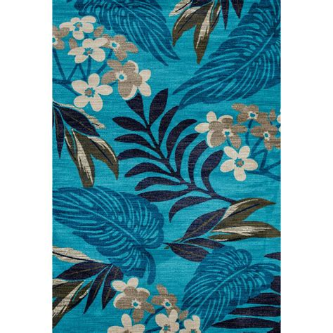 carpet palm coast tranquil aqua 3 ft 11 in x 5 ft 7