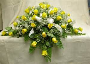 Stargazer Flower Arrangements - casket sprays