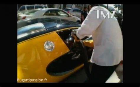 bijan bugatti vandalized bijan pakzad s yellow bugatti veyron vandalized outside