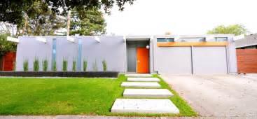 Backyard Remodel Ideas Mid Century Modern Eichler Renovation Midcentury