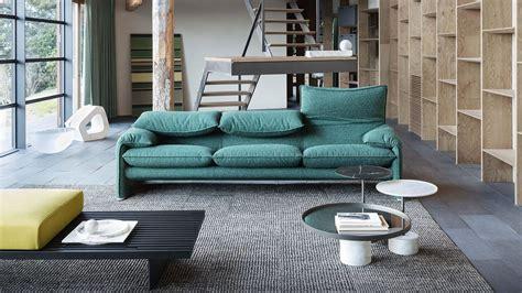 divano letto cassina divano maralunga by cassina da gallianohabitat indoor