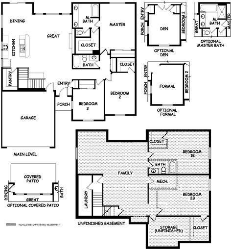 hayden homes floor plans hayden homes floor plans 28 images the waterville new