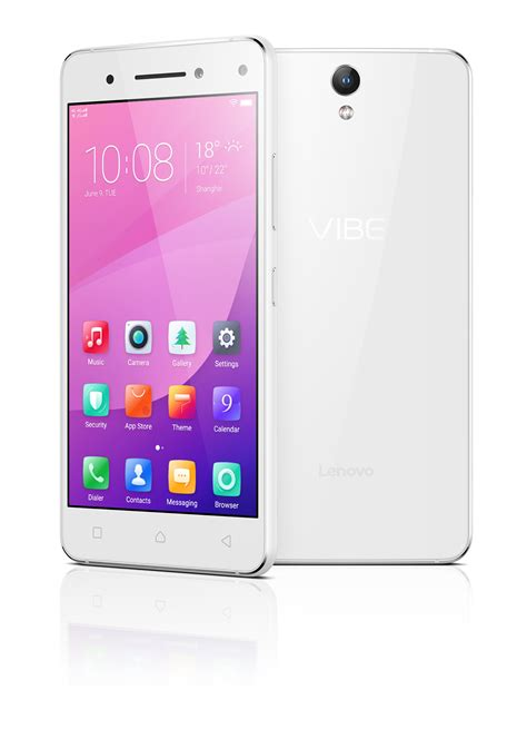 Update Lenovo Vibe S1 lenovo reveals its dual selfie smartphone business wire