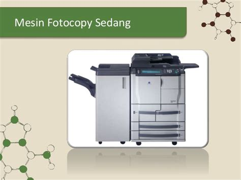 Mesin Fotocopy Besar powerpoint penggandaan dokumen mesin fotocopy