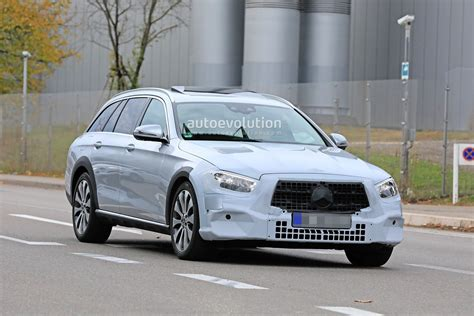 2020 Mercedes E Class by 2020 Mercedes E Class Spied Is Getting A New