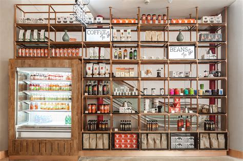 The Shelf Cafe by Artisan Coffee Shop Run For The