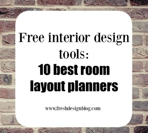 interior design tools online free 10 of the best free online room layout planner tools