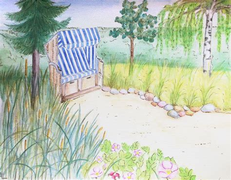 Garten Strandhafer