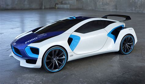 future ford ford concept cars newhairstylesformen2014 com