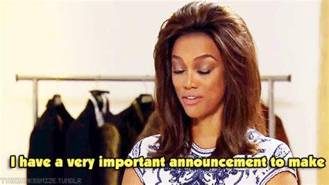 Tyra Banks Meme - gif gifs trolling tyra banks antm america s next top model