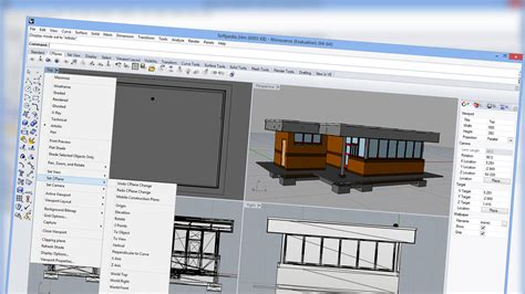 Rhinoceros Software 3d Modeling 1 corso nurbs modelling rhinoceroshop comprare