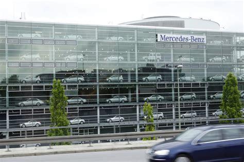 Mercedes In Germany by Wanderlust Bragg Mercedes Centre Munich Germany