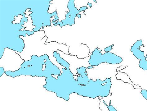 map of mediterranean sea blank map mediterranean