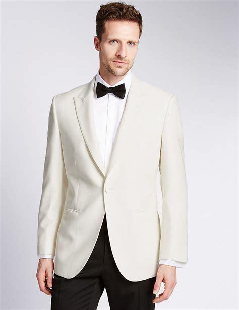 Cream Wedding Suits   Wedding Ideas By Colour   CHWV