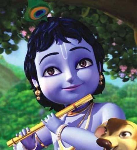 cartoon film of krishna 2048 little krishna