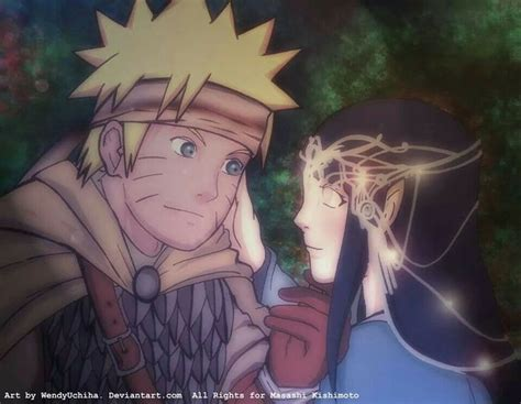 naruhina as strider and his princess from lord of the