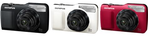 Kamera Olympus Vg 170 olympus news release the olympus vg 170 5x optical wide zoom and hd with fantastic flash