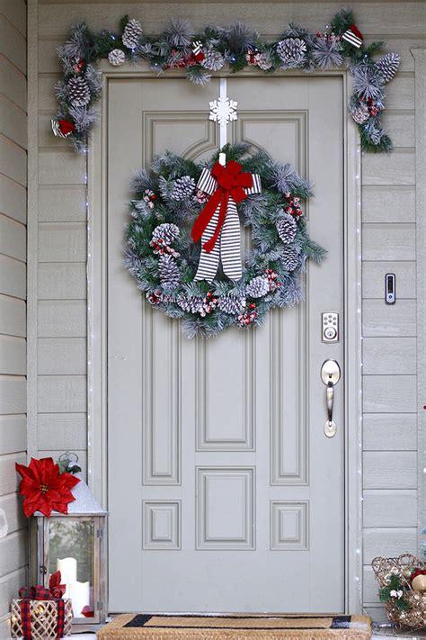 ideas  impressive outdoor christmas decorations