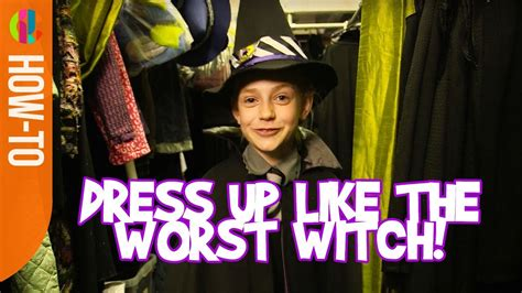 worst witch world book day costume ideas  sybil