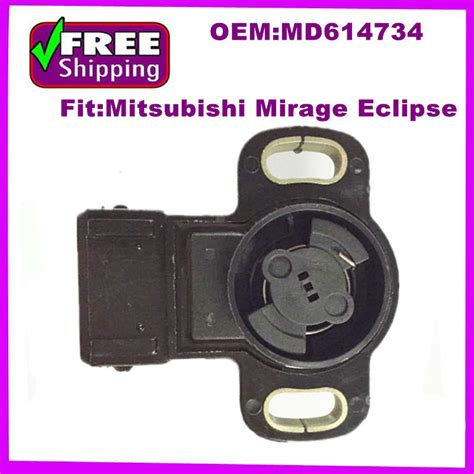 electronic throttle control 1997 mitsubishi montero sport electronic valve timing tps sensor throttle position sensor for md614734 md614772 th247 for mitsubishi mirage eclipse