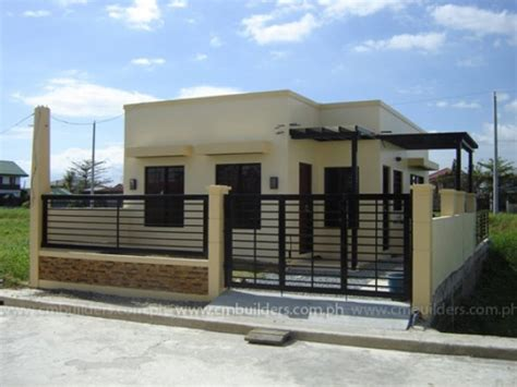 philippine bungalow house designs floor plans latest house design in philippines modern bungalow house