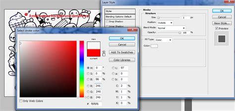 cara membuat doodle name di photoshop cara mudah membuat doodle name di photoshop