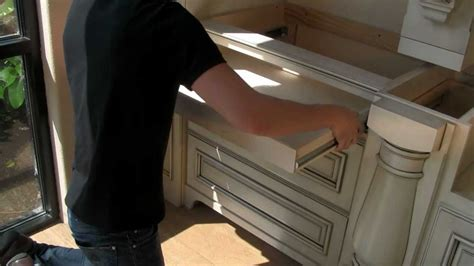 kv drawer slides installation how to install kv side mounted drawer slides into your