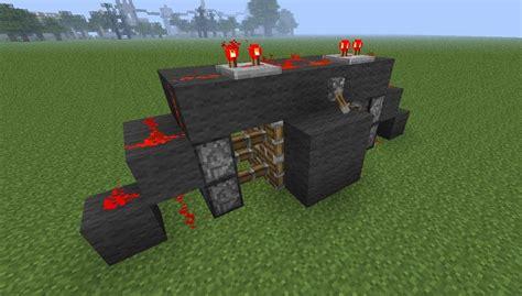 create   compact  hidden piston door