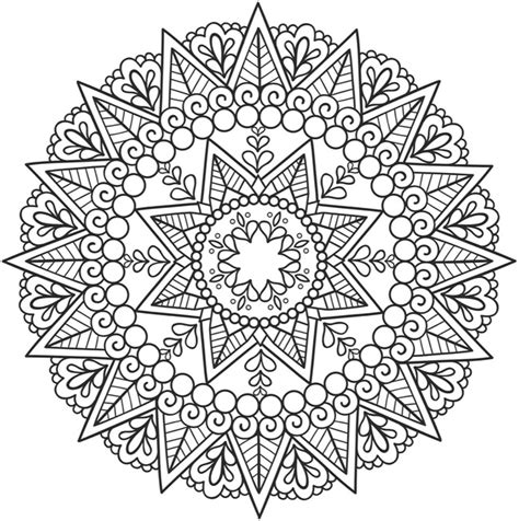 mandala coloring book dover welcome to dover publications