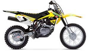 2008 Suzuki Drz 125 2008 2014 Suzuki Drz 125 Dirt Bike Graphics Kit Motocross