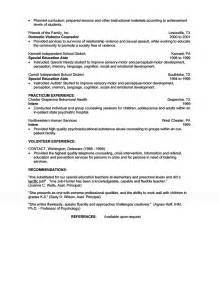 Crisis Intervention Worker Sle Resume by Counselling Cv