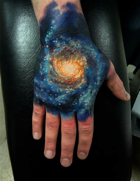 45 space tattoo designs for astronomy and science fiction