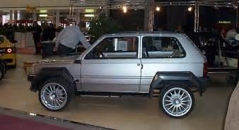 Fiat Panda 4x4 Tuning Fiat Panda 4x4 Tuning Here In My Car