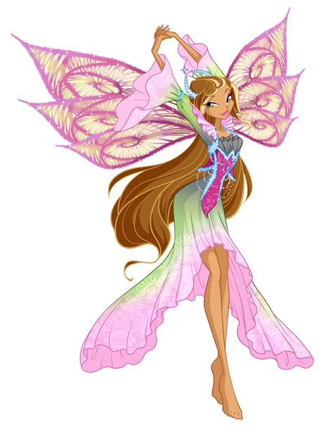 flora the art of winx club flora tiefix by forgotten by gods on