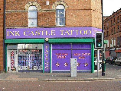 tattoo kits belfast the ink castle tattoo studio