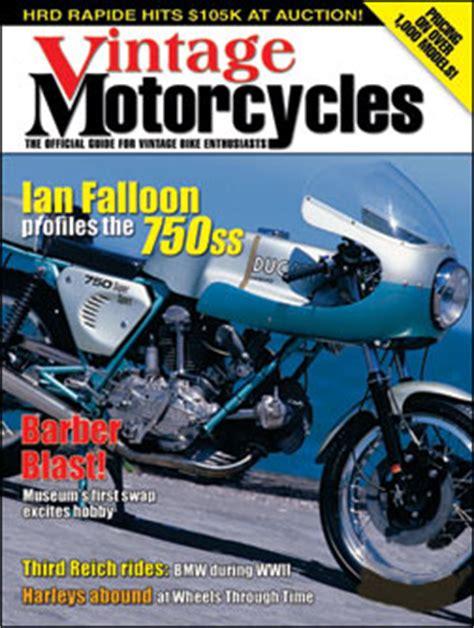 Motorrad Zeitschriften by Vintage Motorcycle Vintage Motorcycle Magazine Vintage