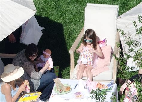 Suris Birthday by Suri Cruise S 5th Princess Tea