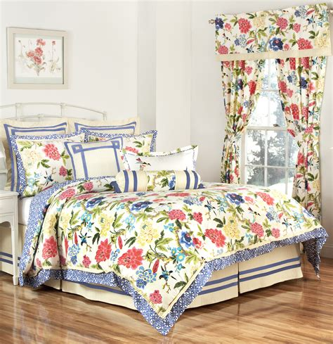 waverly king size comforter sets charmed by waverly bedding beddingsuperstore