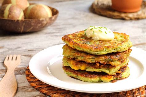 protein zucchini high protein zucchini corn patty recipe fritters by