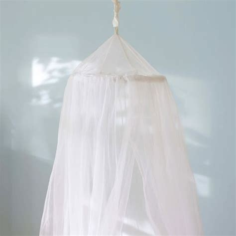 Tulle Ceiling Canopy by Classic Tulle Canopy Pbteen